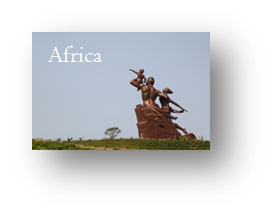 STATUES OF AFRICA