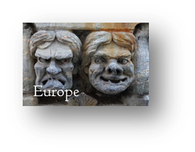 STATUES OF EUROPE